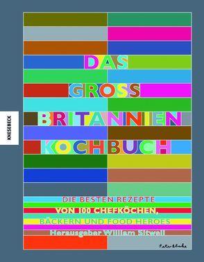 Das Großbritannien Kochbuch von Ertl,  Helmut, Sitwell,  William