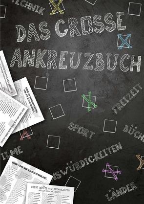 DAS GROSSE ANKREUZBUCH von Oberer,  Markus J.