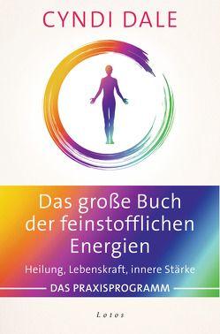 Das große Buch der feinstofflichen Energien von Dale,  Cyndi, Molitor,  Juliane