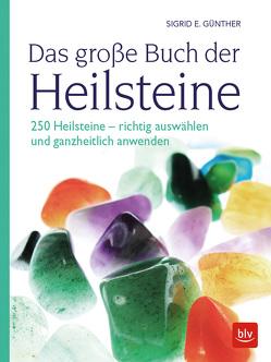 Das große Buch der Heilsteine von Günther,  Sigrid E.
