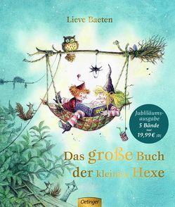Das große Buch der kleinen Hexe von Baeten,  Lieve, Kutsch,  Angelika