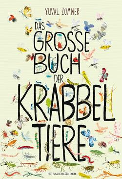Das große Buch der Krabbeltiere von Panzacchi,  Cornelia, Zommer,  Yuval