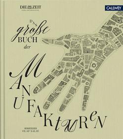 Das große Buch der Manufakturen von Kapitza,  Enno, Salie,  Olaf