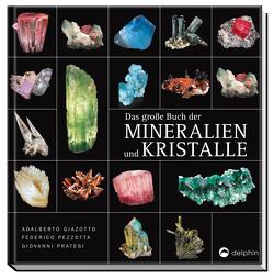 Das große Buch der Mineralien und Kristalle von Giazotta,  Adalberto, Pezzotta,  Federico, Pratesi,  Giovanni