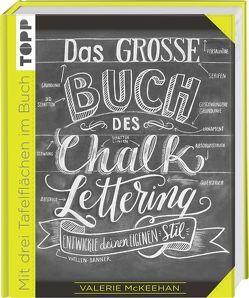 Das große Buch des Chalk-Lettering von Klapper,  Annika, McKeehan,  Valerie