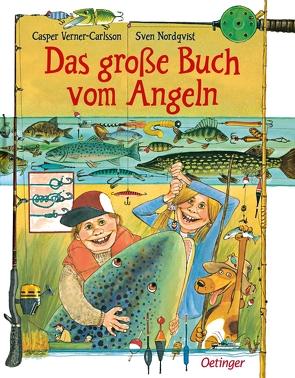 Das große Buch vom Angeln von Kutsch,  Angelika, Nordqvist,  Sven, Verner-Carlsson,  Casper