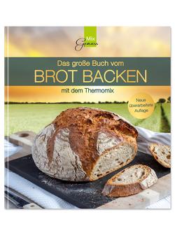 Das große Buch vom BROT BACKEN von Rettinger,  Sabine, Wild,  Corinna