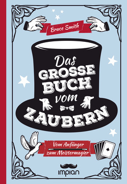 Das große Buch vom Zaubern von Bergferd,  Christine, Schellnack,  Barbara, Schummer,  Dr. Constanze, Smith,  Bruce