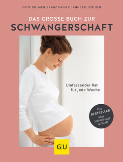 Das große Buch zur Schwangerschaft von Kainer,  Franz, Nolden,  Annette