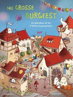 Das große Burgfest von Göhlich,  Susanne