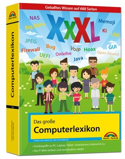 Das große Computerlexikon XXXL – 2. Auflage von Immler,  Christian