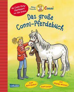 Das große Conni-Pferdebuch von Albrecht,  Herdis, Boehme,  Julia