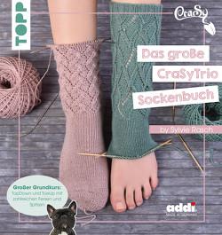 Das große CraSyTrio-Sockenbuch von Rasch,  Sylvie