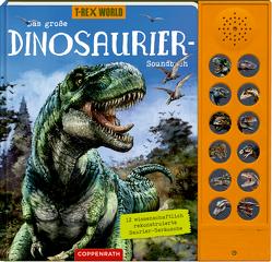 Das große Dinosaurier-Soundbuch von Frey-Spieker,  Raimund, Wernsing,  Barbara