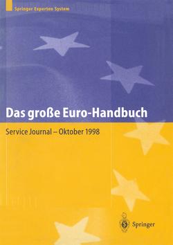 Das große Euro-Handbuch von Kube,  J., Staehle,  K.W.