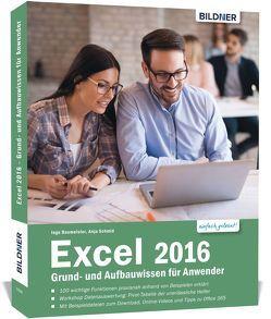 Das große Excel-Training von Baumeister,  Inge, Schmid,  Anja