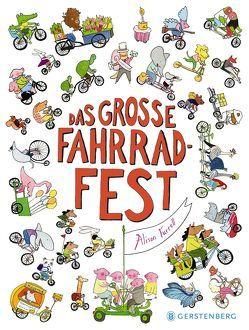 Das große Fahrrad-Fest von Farrell,  Alison
