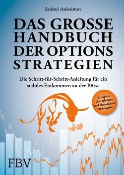 Das große Handbuch der Optionsstrategien von Anissimov,  Andrei