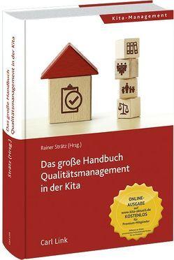 Das große Handbuch Qualitätsmanagement in der Kita von Strätz,  Rainer