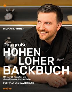 Das große Hohenloher Backbuch von Haas,  David, Krimmer,  Ingmar