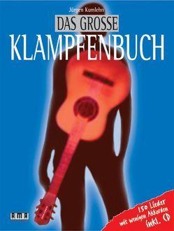 Das grosse Klampfenbuch von Kumlehn,  Jürgen