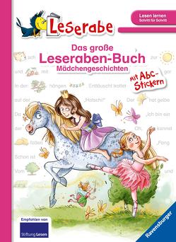 Das große Leseraben-Buch – Mädchengeschichten von Gotzen-Beek,  Betina