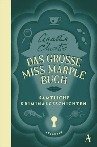 Das große Miss-Marple-Buch von Christie,  Agatha, Orth-Guttmann,  Renate