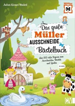 Das große Müller Ausschneide Bastelbuch