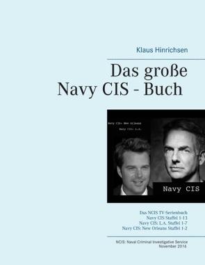 Das große Navy CIS – Buch 2016 von Hinrichsen,  Klaus