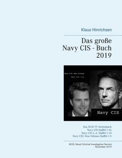 Das große Navy CIS – Buch 2019 von Hinrichsen,  Klaus