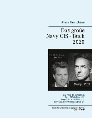 Das große Navy CIS – Buch 2020 von Hinrichsen,  Klaus