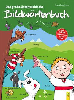 Das große österreichische Bildwörterbuch von Kratzer,  Elena, Kratzer,  Peter