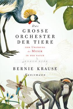 Das große Orchester der Tiere von Gockel,  Gabriele, Krause,  Bernie, Schumacher,  Sonja