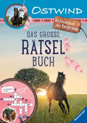 Ostwind: Das große Rätselbuch von Alias Entertainment GmbH, Hahn,  Stefanie