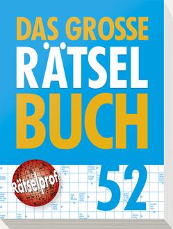 Das große Rätselbuch Band 52