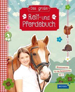 Das große Reit- und Pferdebuch von Panzacchi,  Cornelia