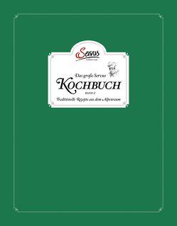 Das große Servus Kochbuch Band 2 von Korda,  Uschi, Rieder,  Alexander