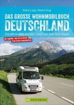 Das große Wohnmobilbuch Deutschland von Klug,  Martin, Lupp,  Petra