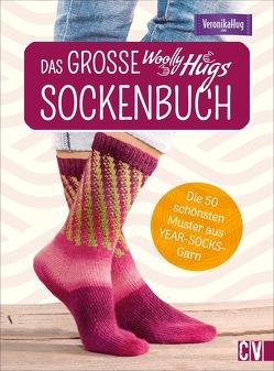 Das große Woolly-Hugs-Sockenbuch von Hug,  Veronika