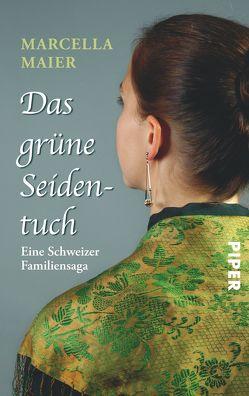 Das grüne Seidentuch von Maier,  Marcella