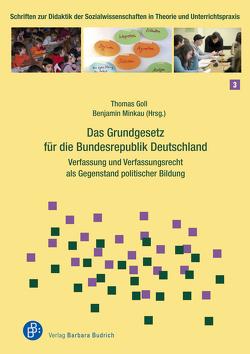 Das Grundgesetz für die Bundesrepublik Deutschland von Goll,  Thomas