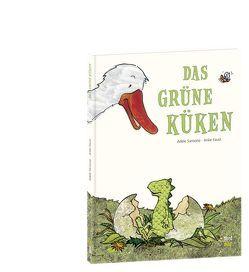 Das grüne Küken von Faust,  Anke, Sansone,  Adele
