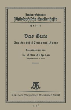 Das Gute von Buchenau,  Dr. Artur