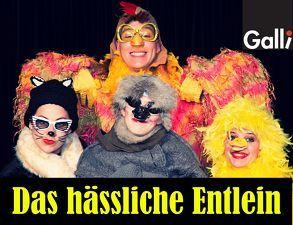 Das hässliche Entlein von Galli Verlag, Galli,  Johannes