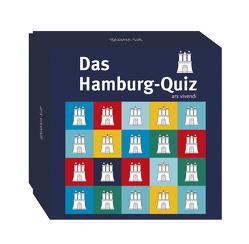 Das Hamburg-Quiz (Neuauflage) von Jannelli,  Angela