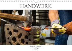 Das Handwerk – Kalender der Arbeit (Wandkalender 2020 DIN A4 quer) von ShirtScene