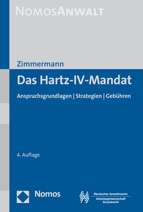Das Hartz-IV-Mandat von Zimmermann,  Ludwig