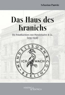 Das Haus des Kranichs von Panwitz,  Sebastian, Schüring,  Peter
