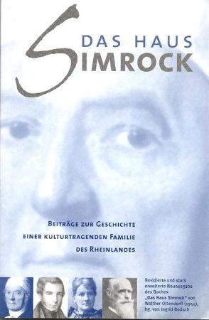 Das Haus Simrock von Biba,  Otto, Bodsch,  Ingrid, Cobb-Biermann,  Joanna, Ottendorff,  Walther, Schlossmacher,  Norbert