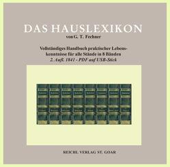 Das Hauslexikon von Fechner,  Gustav Th